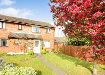 Thumbnail 3 bed end terrace house for sale in Fitzgerald Road, Poringland, Norwich