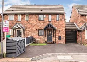 Thumbnail 2 bedroom semi-detached house for sale in Phoenix Court, Wakefield