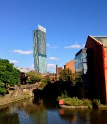 Thumbnail 2 bedroom property to rent in Beetham Tower, Deansgate, Manchester