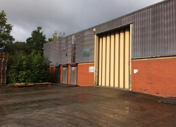 Thumbnail Light industrial to let in Unit 1, Poole Hall Road, Poole Hall Industrial Estate, Ellesmere Port, Cheshire