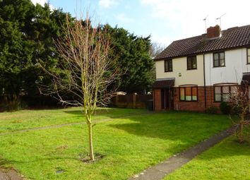 Thumbnail 3 bed end terrace house for sale in Crossley Gardens, Ipswich