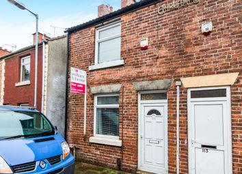 Thumbnail 3 bedroom end terrace house for sale in Institute Street, Stanton Hill, Sutton-In-Ashfield