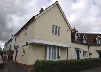 Thumbnail 2 bed end terrace house to rent in Bridge Meadow, Feering Hill, Feering, Colchester