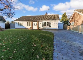 Thumbnail 3 bed bungalow for sale in Meadow Close, Scothern, Scothern, Lincoln