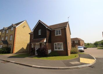 Thumbnail 4 bed detached house for sale in Mustang Way, Moulden View, Swindon