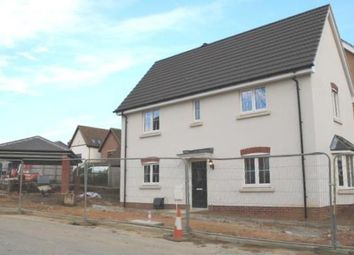 Thumbnail 3 bed detached house for sale in Cedars Park, Stowmarket, Suffolk