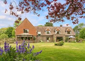Thumbnail 5 bed detached house for sale in Newton Toney Road, Allington, Salisbury, Wiltshire