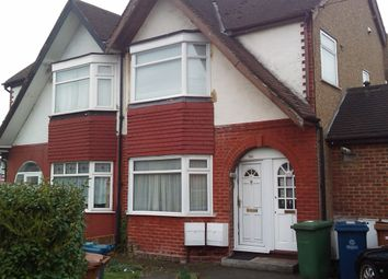 Thumbnail 1 bed maisonette to rent in Aldridge Avenue, Stanmore