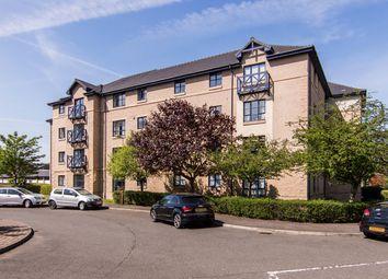 Thumbnail 2 bed flat for sale in Russell Gardens, Roseburn, Edinburgh