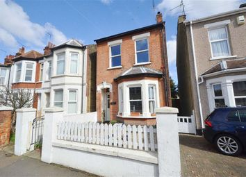 Thumbnail 3 bedroom detached house for sale in Christchurch Road, Southchurch, Essex