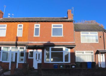 Thumbnail 3 bed terraced house for sale in Woodhall Road, Stockport