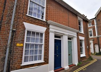 Thumbnail 2 bed end terrace house to rent in Alma Street, Wivenhoe, Colchester