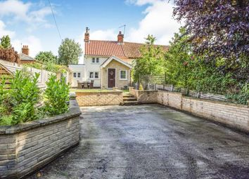 Thumbnail 2 bedroom semi-detached house for sale in Scole, Diss, Norfolk