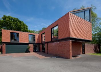 Thumbnail 5 bedroom detached house for sale in Heol Esgyn, Cyncoed, Cardiff