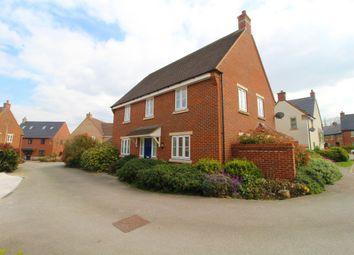 Thumbnail 4 bed detached house for sale in Kerrison Close, Lidlington, Bedfordshire