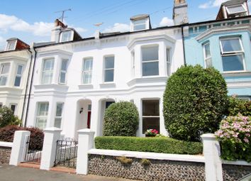 Thumbnail 4 bed terraced house to rent in Elizabeth Road, Worthing