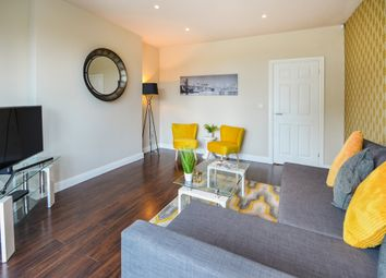 Thumbnail 2 bed flat to rent in Compton Road, Sherwood, Nottingham
