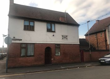 Thumbnail 4 bed end terrace house for sale in Leicester Street, Leicester