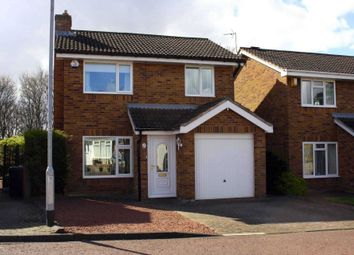 Thumbnail 3 bed detached house for sale in Chantilly Avenue, Darlington