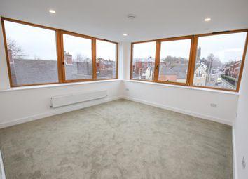 Thumbnail 2 bed flat for sale in West Street, Leek