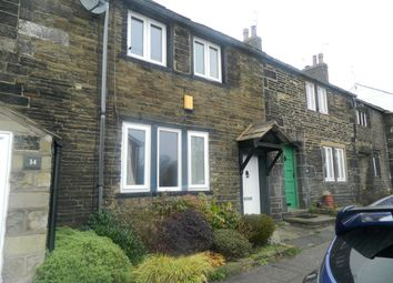 Thumbnail 2 bed cottage for sale in Harridge Street, Shawclough, Rochdale