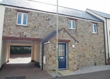 Thumbnail 2 bed flat to rent in Strawberry Fields, North Tawton
