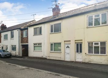 Thumbnail 2 bed terraced house to rent in Main Road, Broughton, Chester