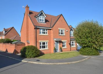 Thumbnail 5 bed detached house for sale in Coppice End Road, Allestree, Derby