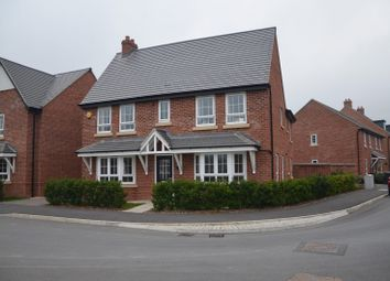 Thumbnail Detached house for sale in Holland Crescent, Ashby De La Zouch