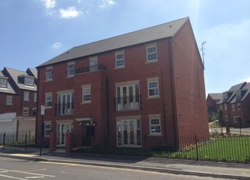 Thumbnail 2 bedroom flat to rent in Staniforth Road, Sheffield