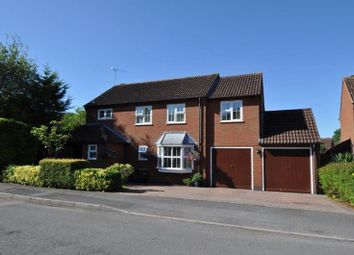 Thumbnail 5 bed detached house for sale in Stonepits Lane, Hunt End, Redditch