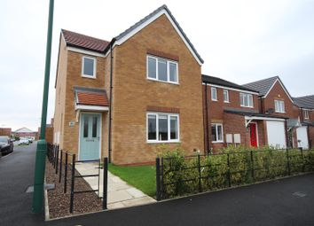 Thumbnail 3 bed detached house for sale in Woolf Drive, South Shields