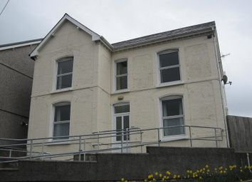 Thumbnail 1 bed flat to rent in Cwmphil Road, Lower Cwmtwrch, Swansea.