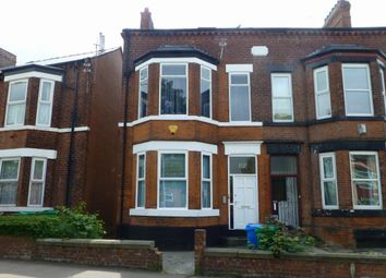 Thumbnail 3 bedroom flat to rent in Dickenson Road, Manchester