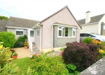 Thumbnail 3 bed semi-detached bungalow for sale in Radford View, Plymstock, Plymouth