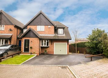 Thumbnail 4 bed link-detached house for sale in Barnaby Chase, Clutton, Chester