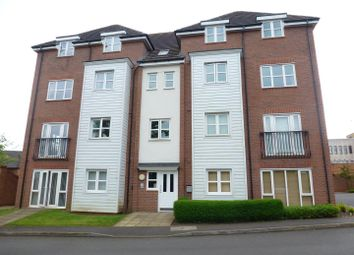 Thumbnail 2 bed flat to rent in Shottery Close, Ipsley, Redditch, Worcs.
