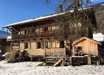 Thumbnail 6 bed farmhouse for sale in Montriond, Morzine, Haute-Savoie, Rhône-Alpes, France