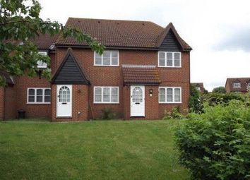 Thumbnail 2 bedroom maisonette to rent in Creasey Close, Hornchurch, Essex