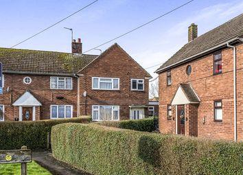 Thumbnail 2 bed semi-detached house to rent in The Glebe, Norton Bridge, Stone