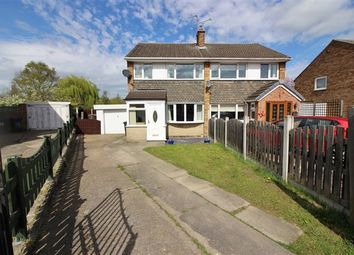 Thumbnail 3 bed semi-detached house for sale in Portland Avenue, Aston, Sheffield
