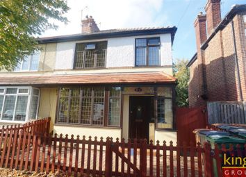 Thumbnail 3 bedroom end terrace house for sale in Tufton Road, London