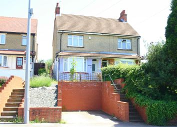 Thumbnail 3 bed semi-detached house for sale in Shenley Road, Bletchley, Milton Keynes