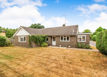 Thumbnail 3 bedroom detached bungalow for sale in Church Road, Mannings Heath, West Sussex