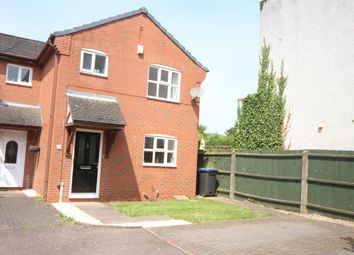 Thumbnail 3 bed town house for sale in St. Pauls Gardens, Hinckley