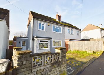 3 bed semi-detached house for sale in Wigton Road, Romford, Essex RM3