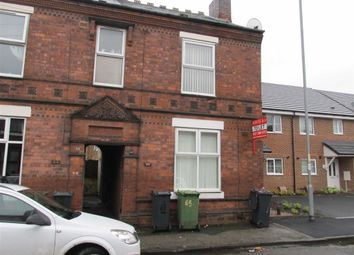 Thumbnail 3 bed end terrace house to rent in Bright Street, Darlaston, Wednesbury