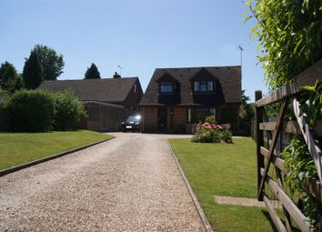 Thumbnail 3 bed detached bungalow for sale in Bridle Path, Woodcote, Reading