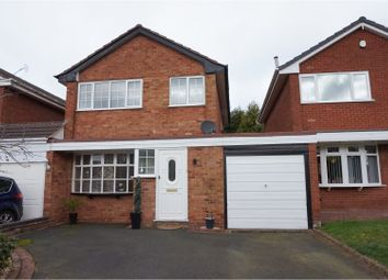Thumbnail 3 bed link-detached house for sale in Gainsbrook Crescent, Norton Canes, Cannock