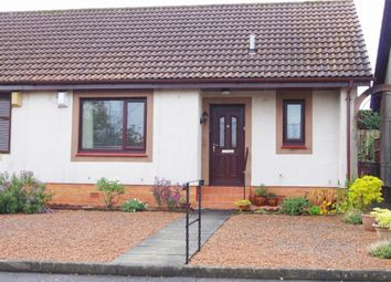 Thumbnail 1 bed bungalow for sale in 19 Mcluckie Park, Kilwinning